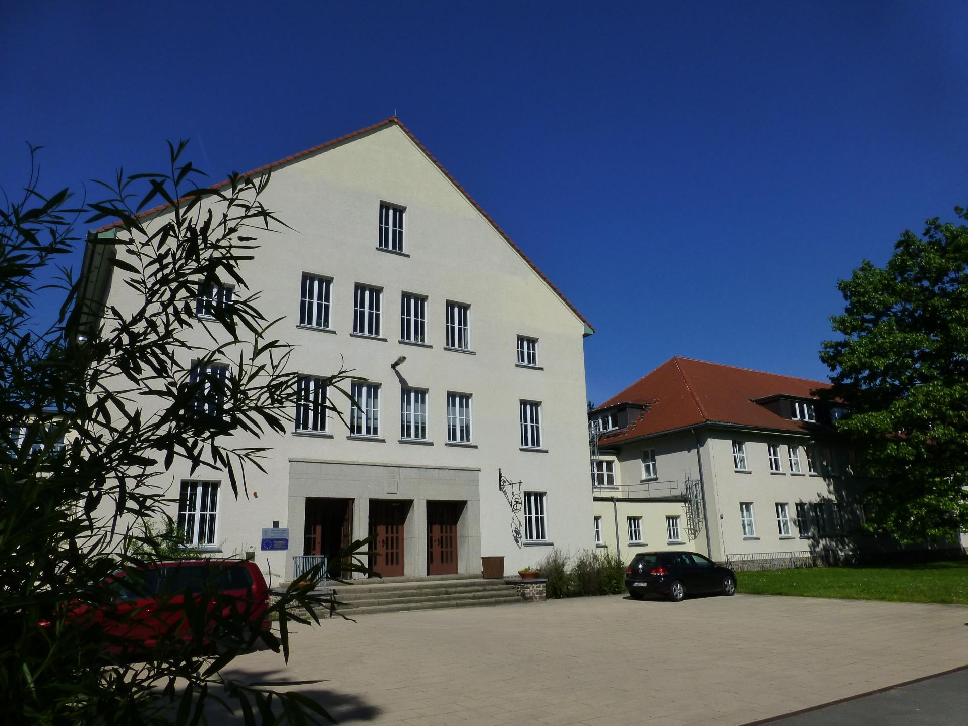 Berufsschule Ruth-Pfau-Schule Bildnachweis: SLTK
