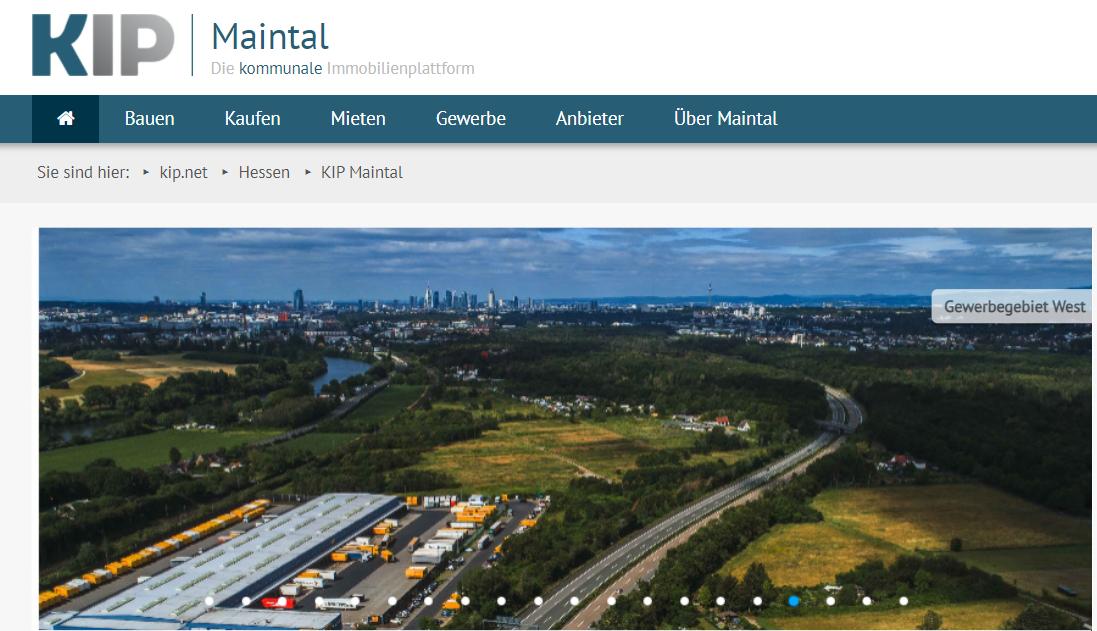 KIP-Bild auf Homepage