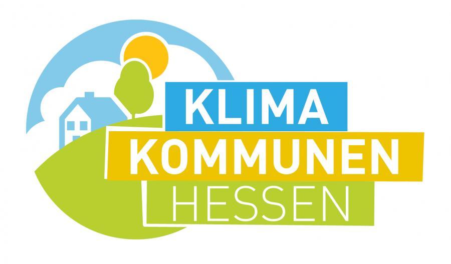 Maintal hat die Charta der Klima-Kommunen Hessen (Logo) unterzeichnet.
