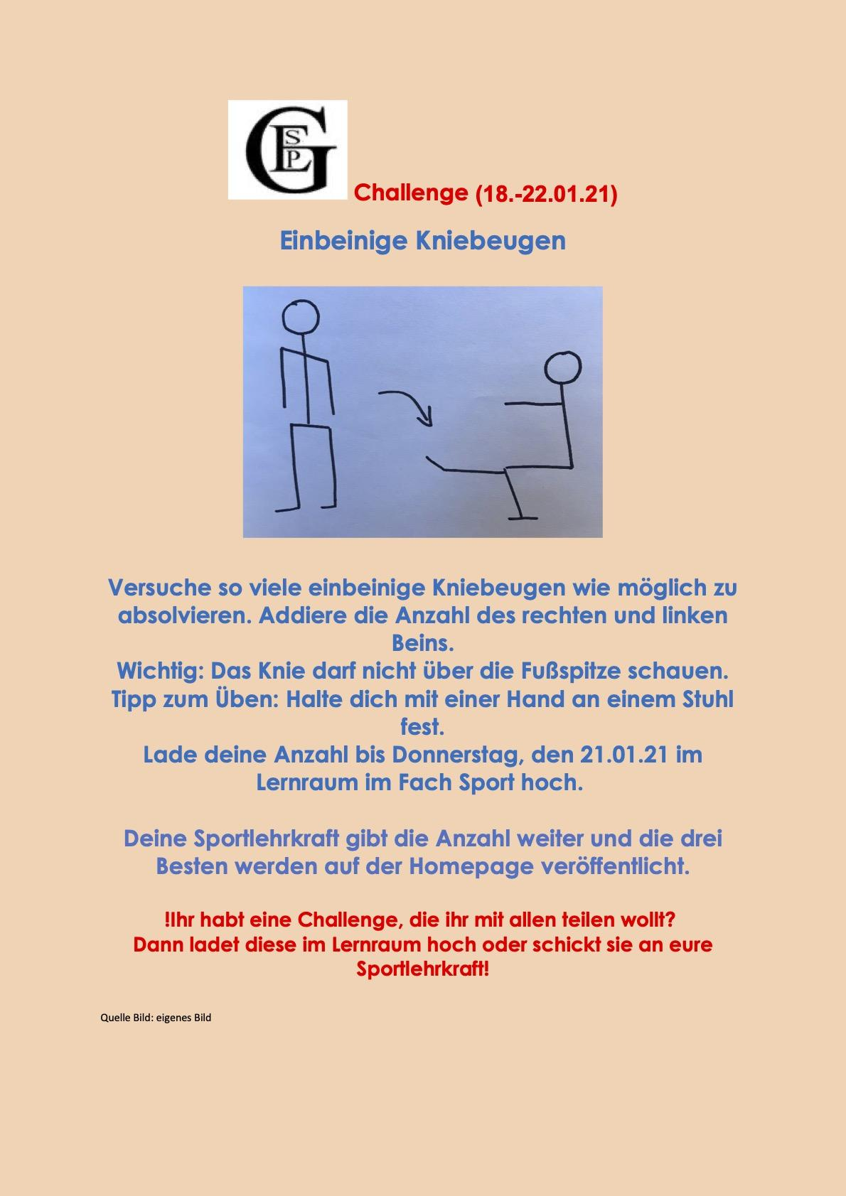 Challenge2_Kniebeugen
