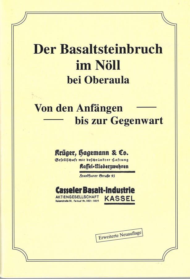 Basaltsteinbruch