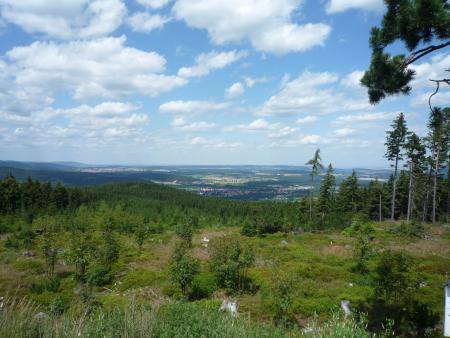 Aussichtspunkt Langer Berg