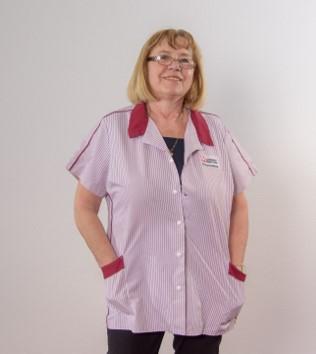 Pflegeassistentin Mirka
