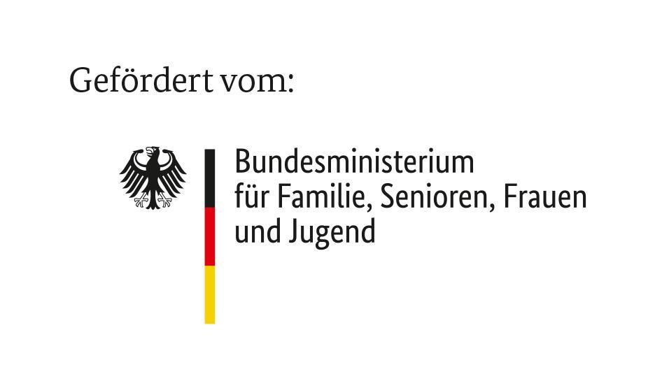 Bundesminsterium für Familie, Senioren, Frauen und Jugend