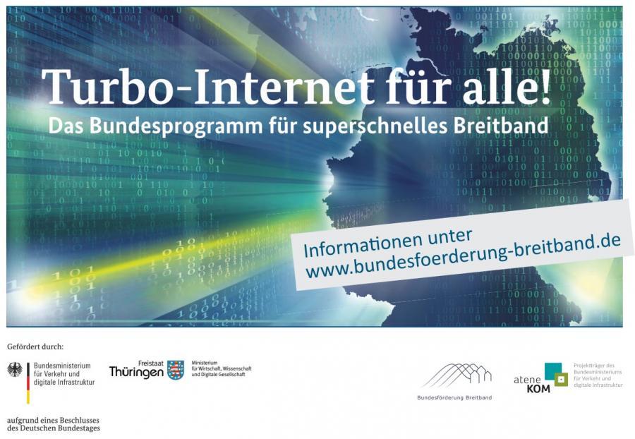 Breitbandförderung
