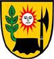 Wappen Oberbösa