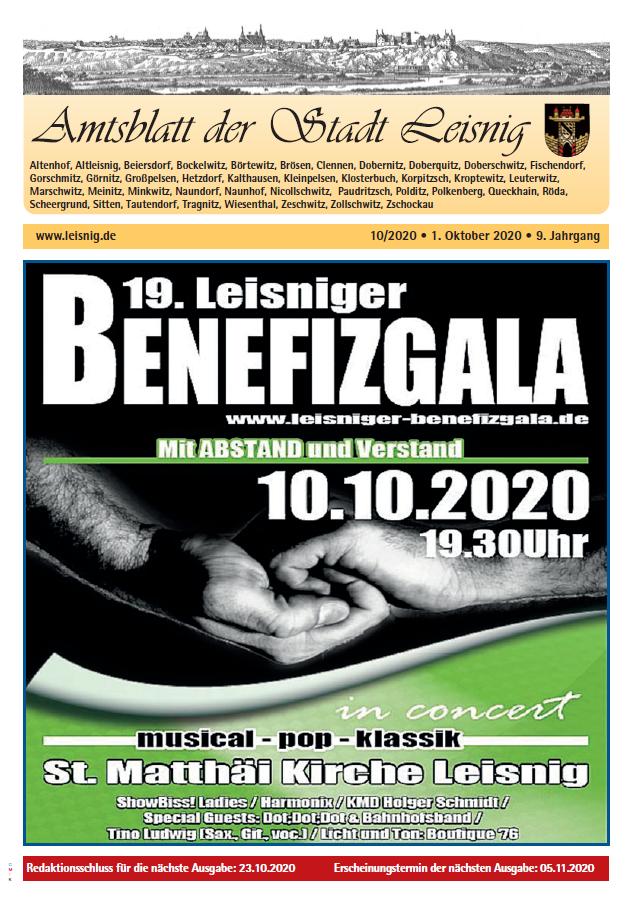 Amtsblatt Nr. 10