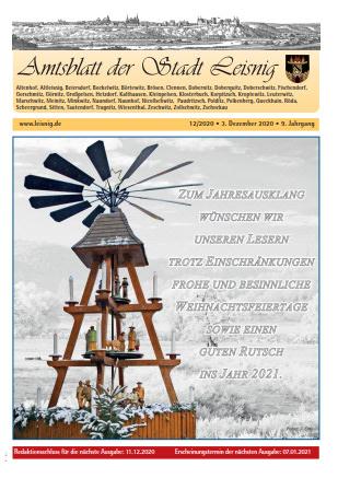 Amtsblatt 12/2020