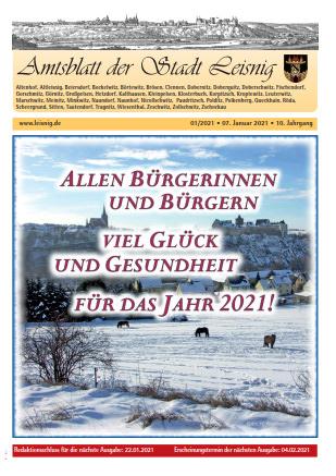 Amtsblatt 01/2021