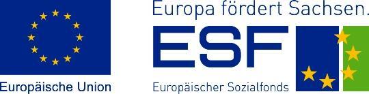 ESF Europa fördert Sachsen
