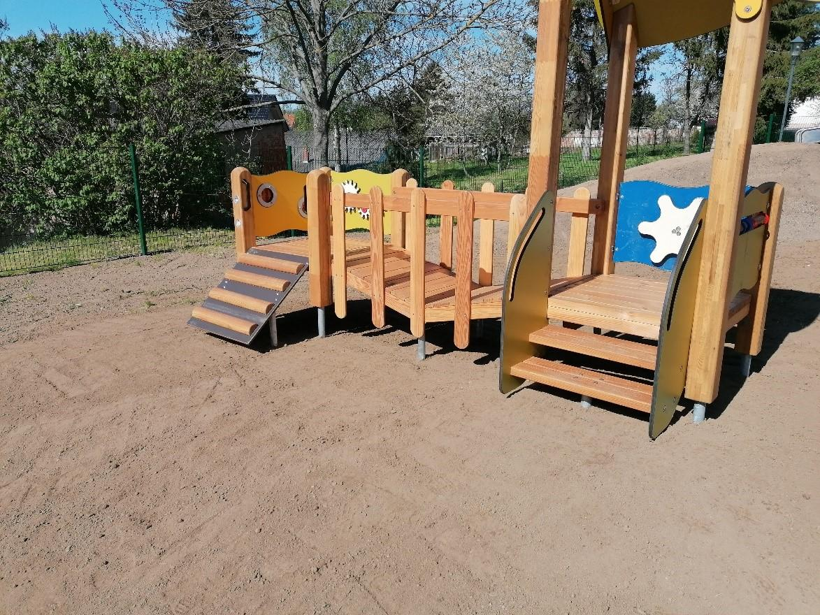 Spielplatz Börtewitz
