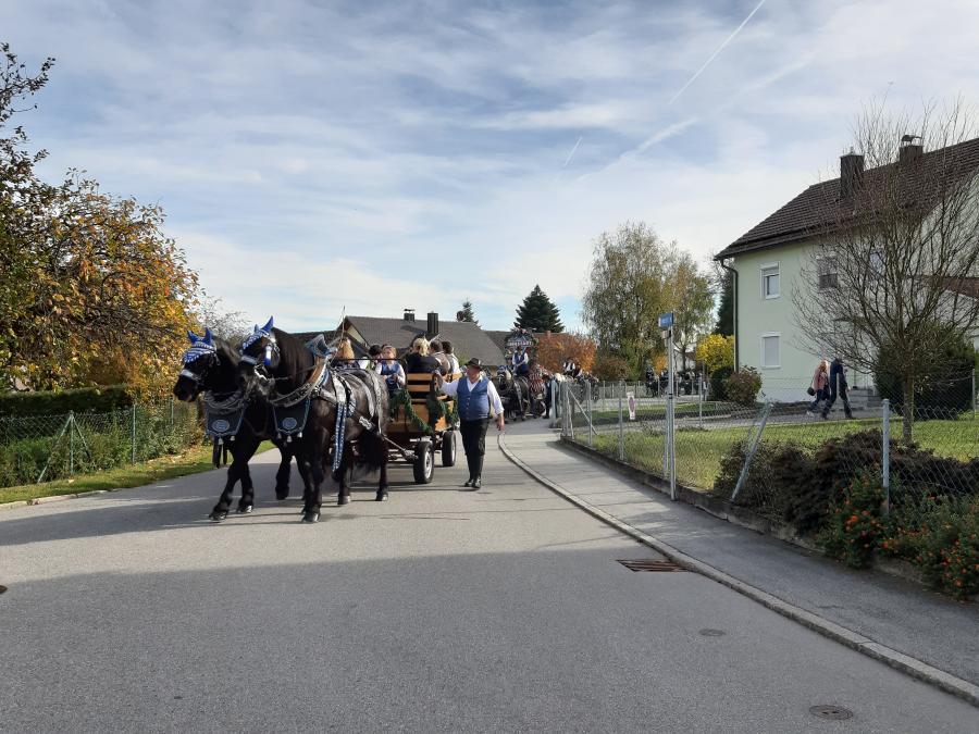 Leonhardiritt 20.10.2019