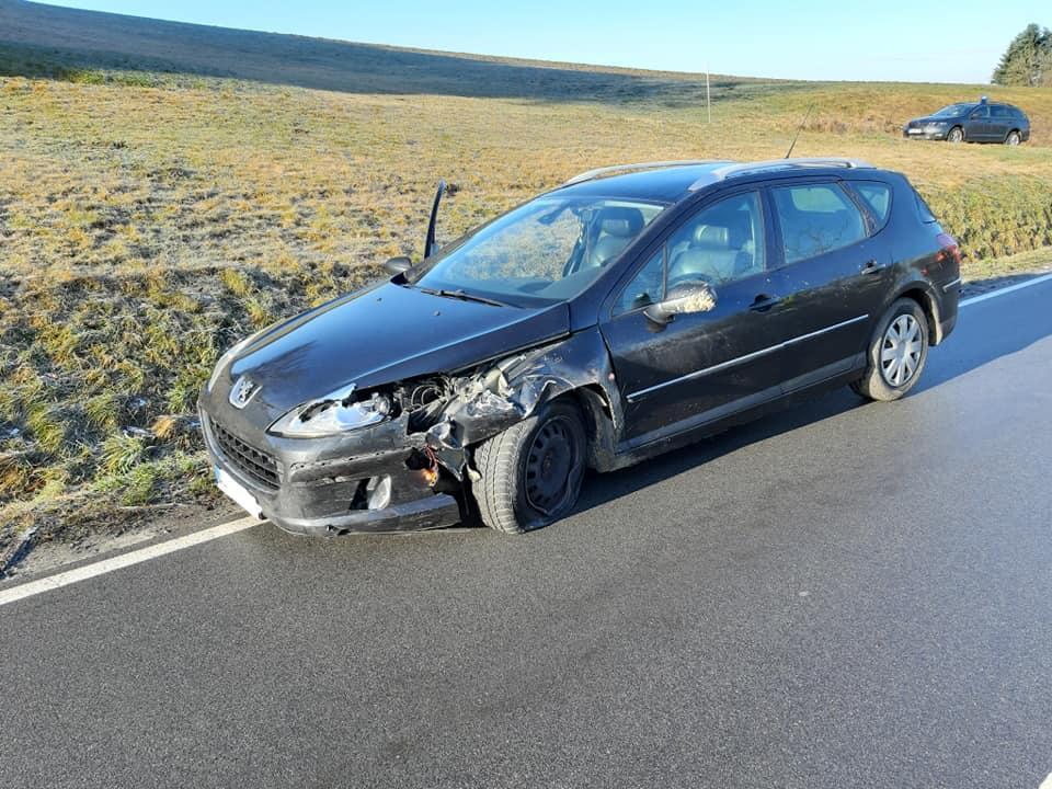 Verkehrsunfall in Witzling 06.02.2020