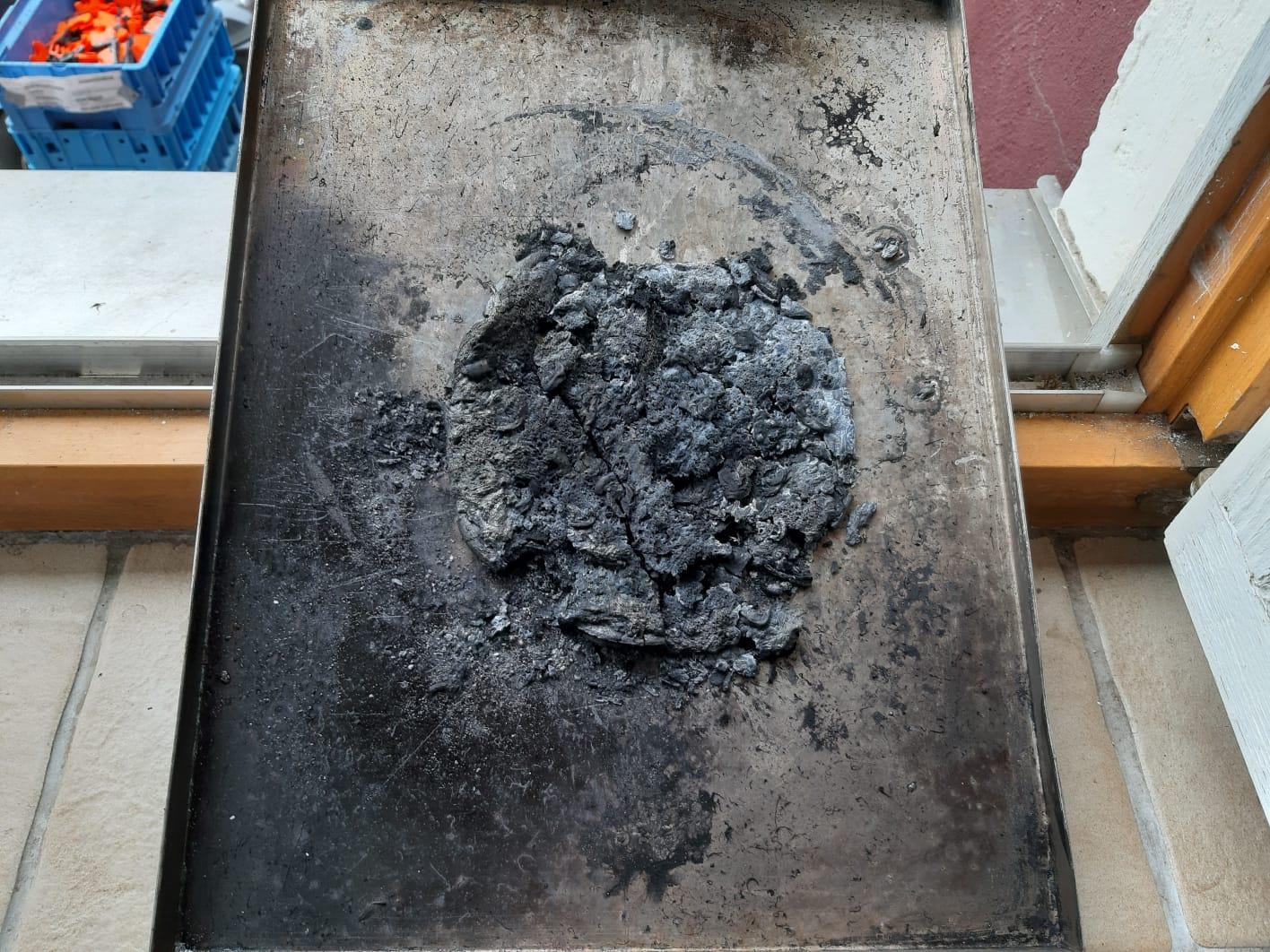Holzofen explodiert, alles verraucht 23.10.2020