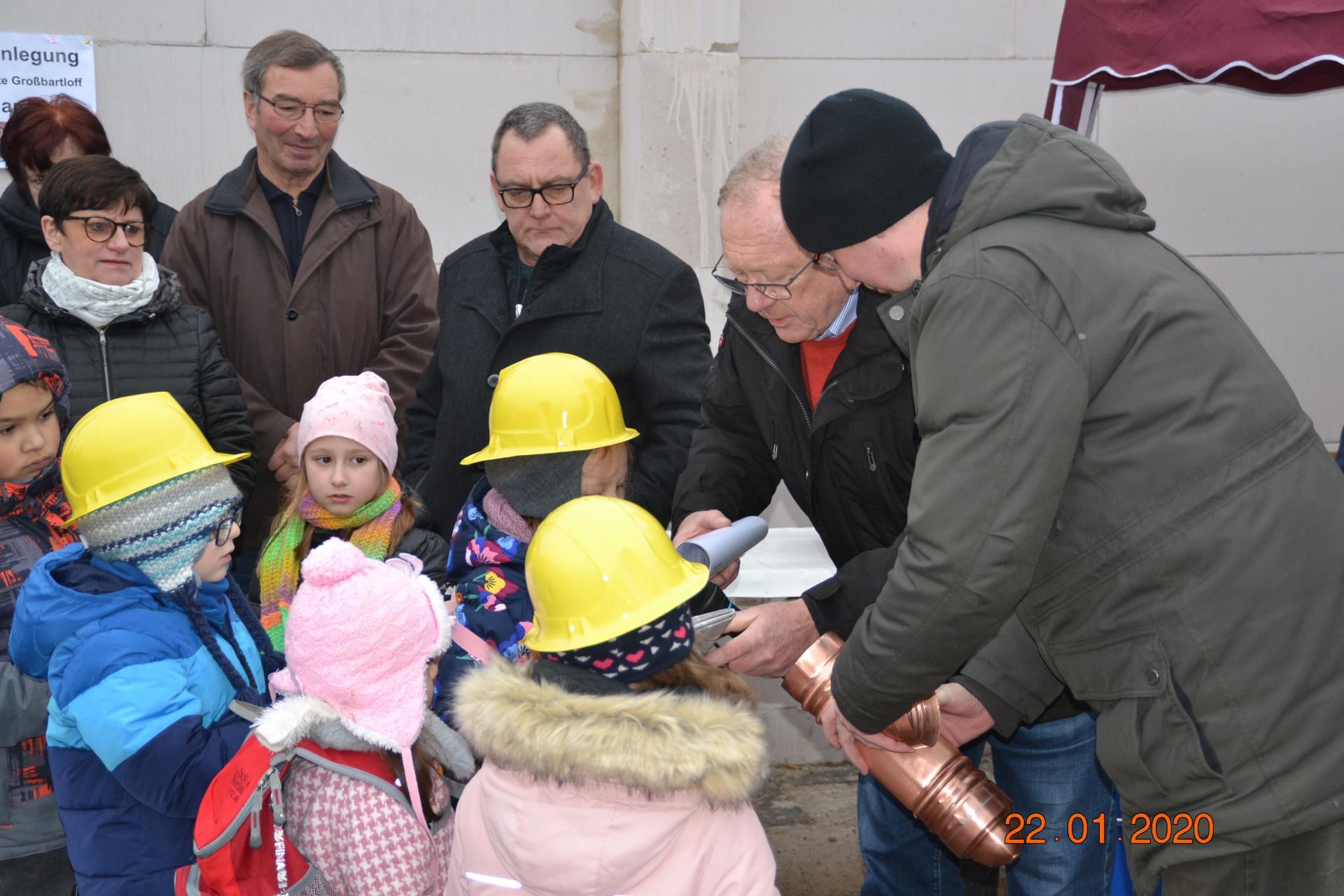 Kindergarten Großbartloff