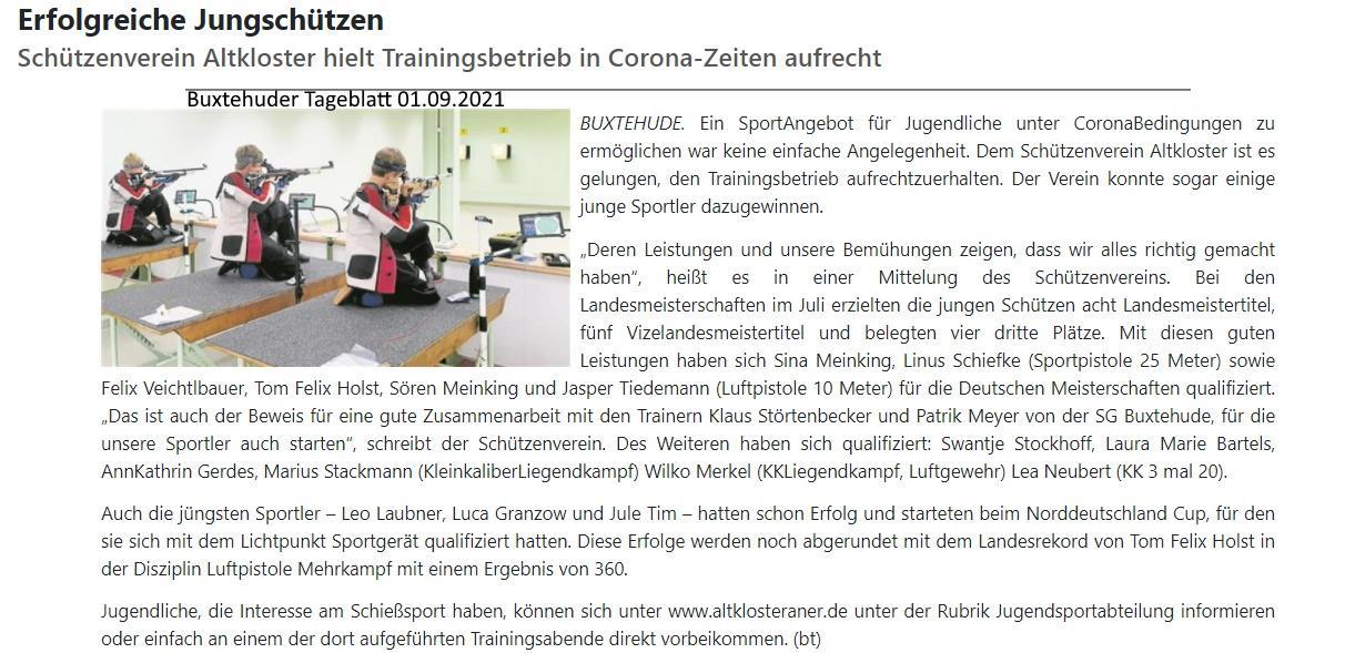 2021-09-01-Buxtehuder Tageblatt