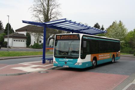 Busbahnhof Maintal