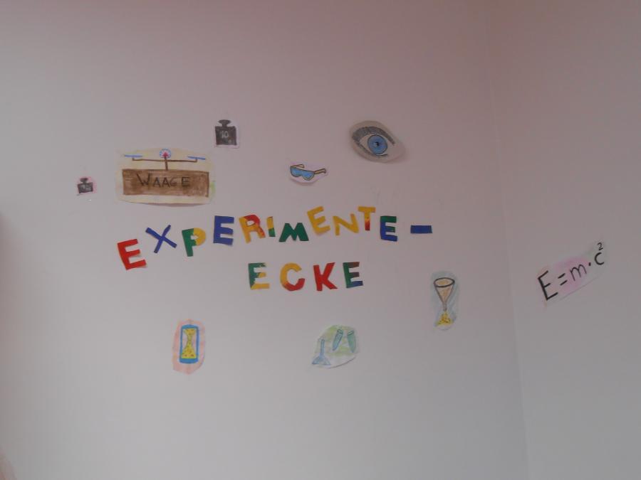 Experimenteecke