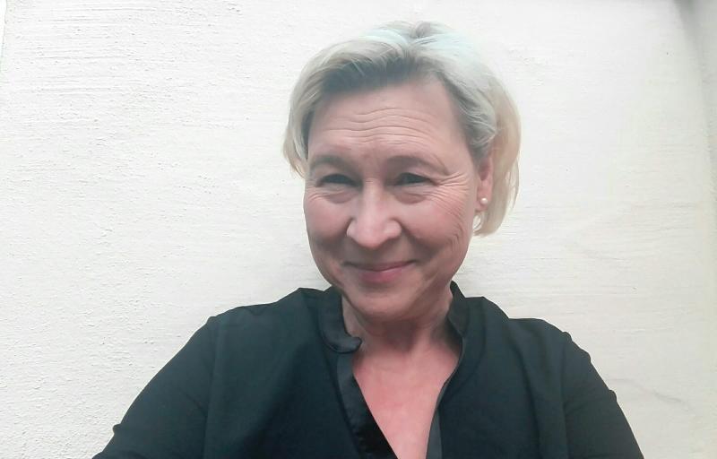 Frau Keiger neu