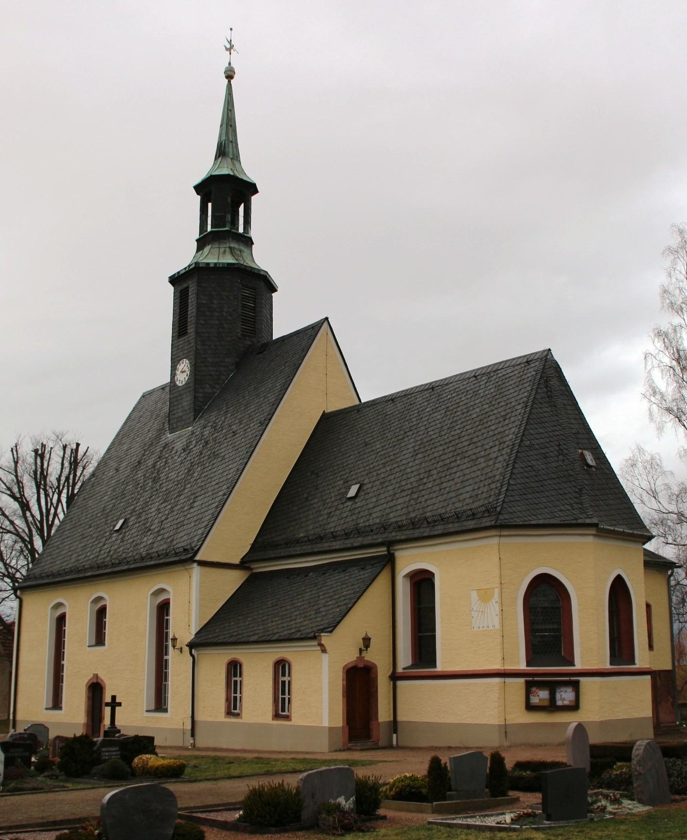 Kirche Milkau