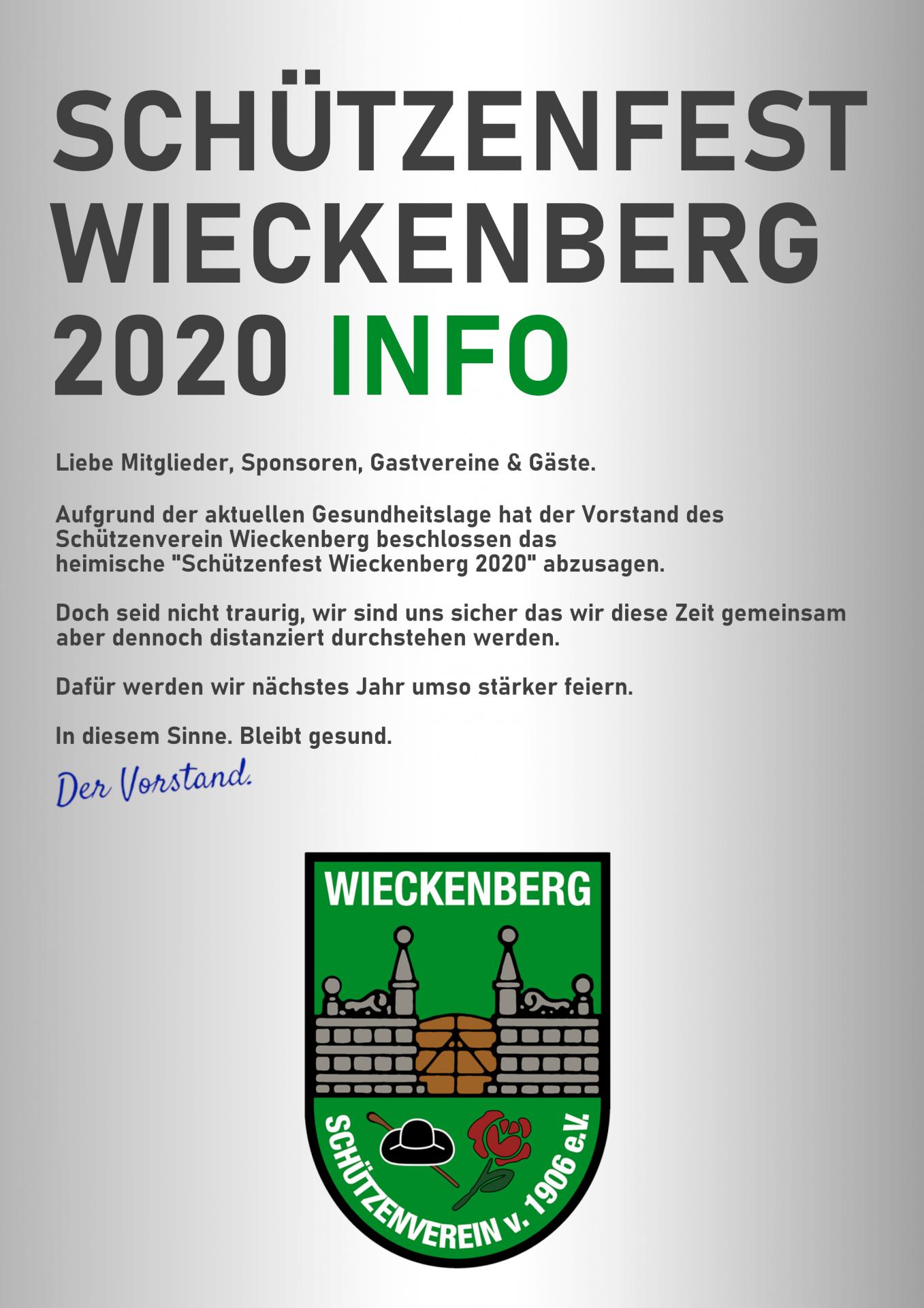 Schützenfest2020