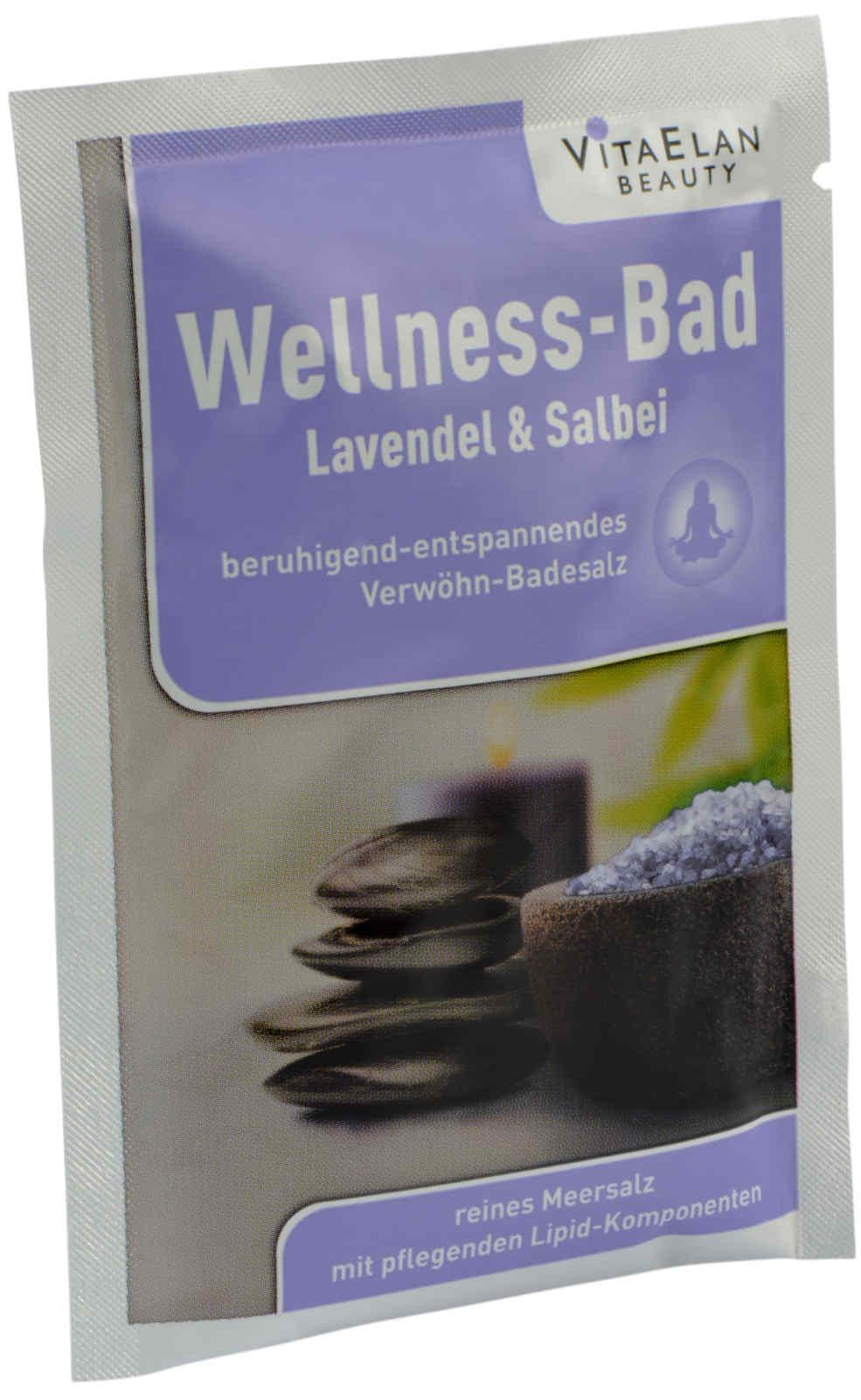 Wellness-Bad Lavendel+Salbei