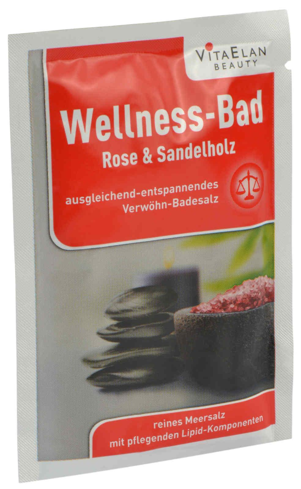 Wellness-Bad Sandelholz