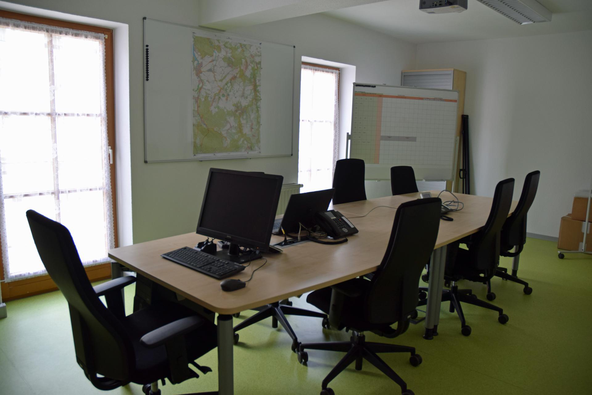 Führungsraum