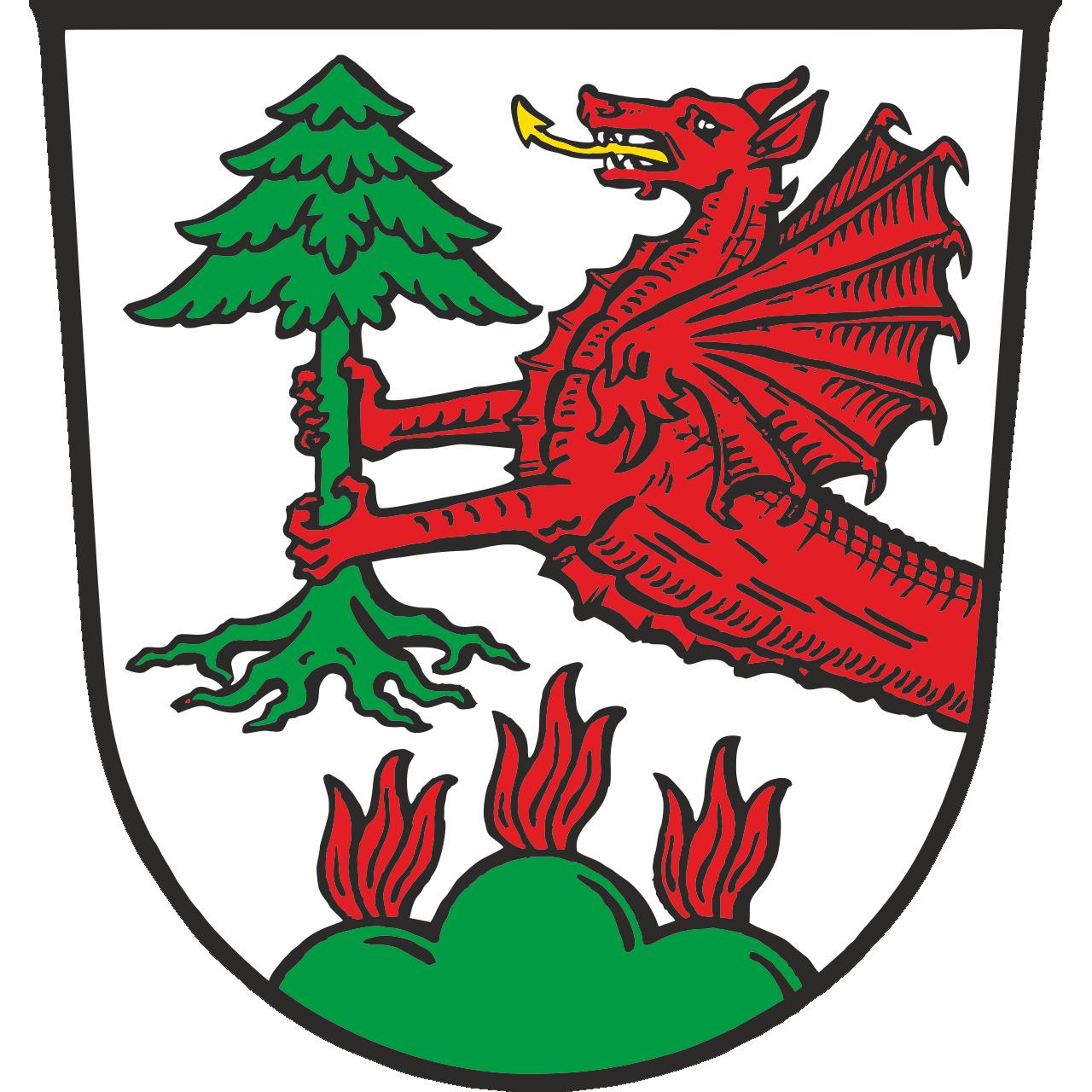 Wappen der Gemeinde Wald