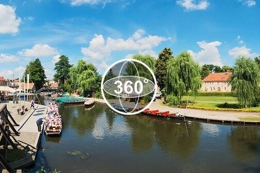 Bild Virtueller Stadtrundgang, Quelle: Stadt Lübbenau/Spreewald