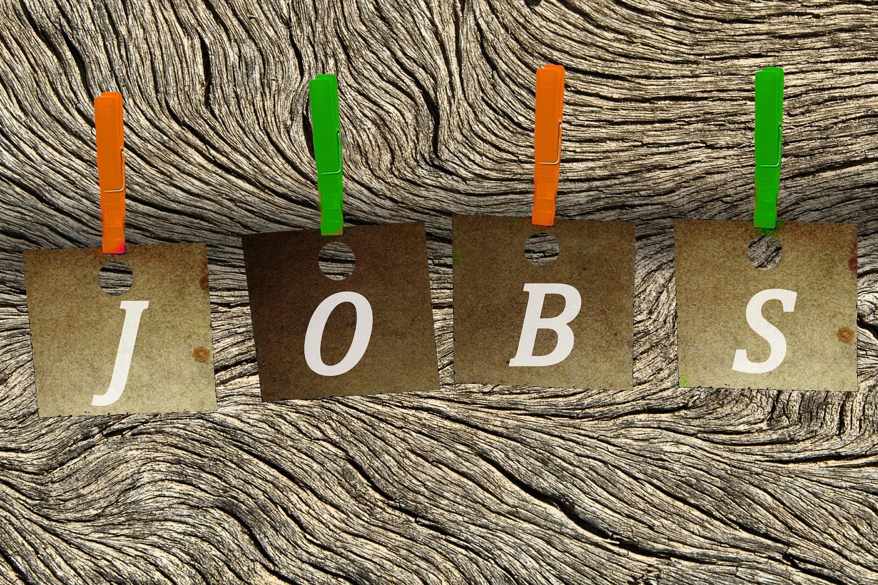 Bild Jobangebote, Quelle: Bild von kalhh auf Pixabay