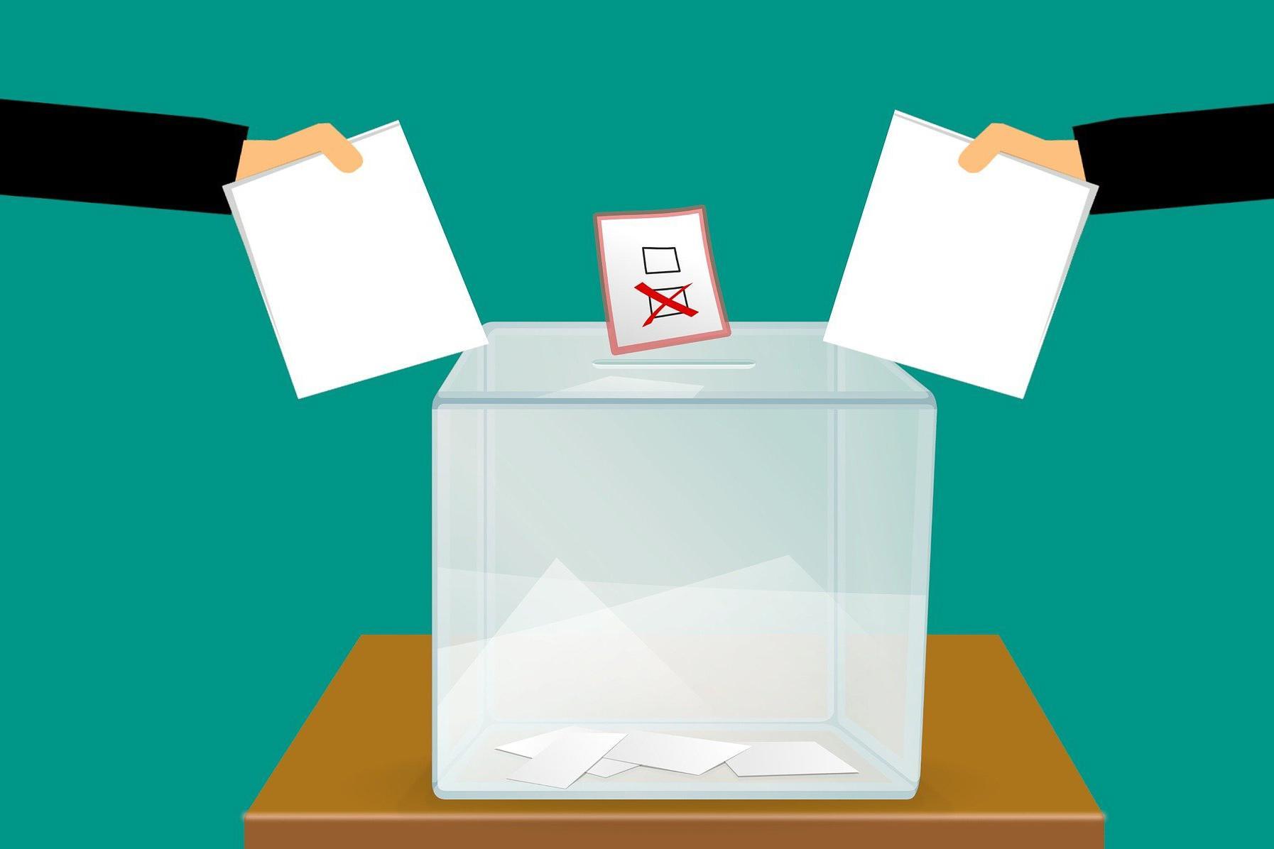 Bild Abstimmung Stimmzettel Box, Quelle: Bild von mohamed Hassan auf Pixabay