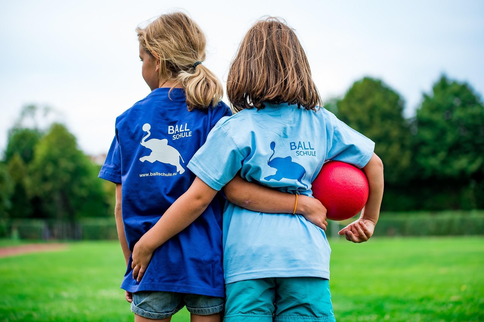 Sportvereine, Quelle: Bild von vereinballschule auf Pixabay
