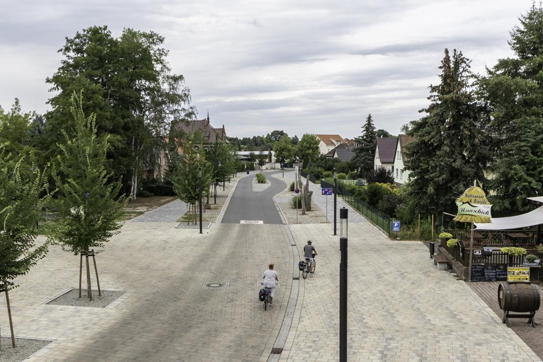 Dammstraße, Quelle: Peter Becker