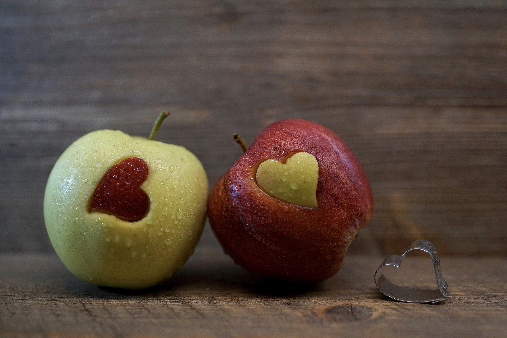 Äpfel, Quelle: Bild von Susanne Jutzeler, suju-foto auf Pixabay