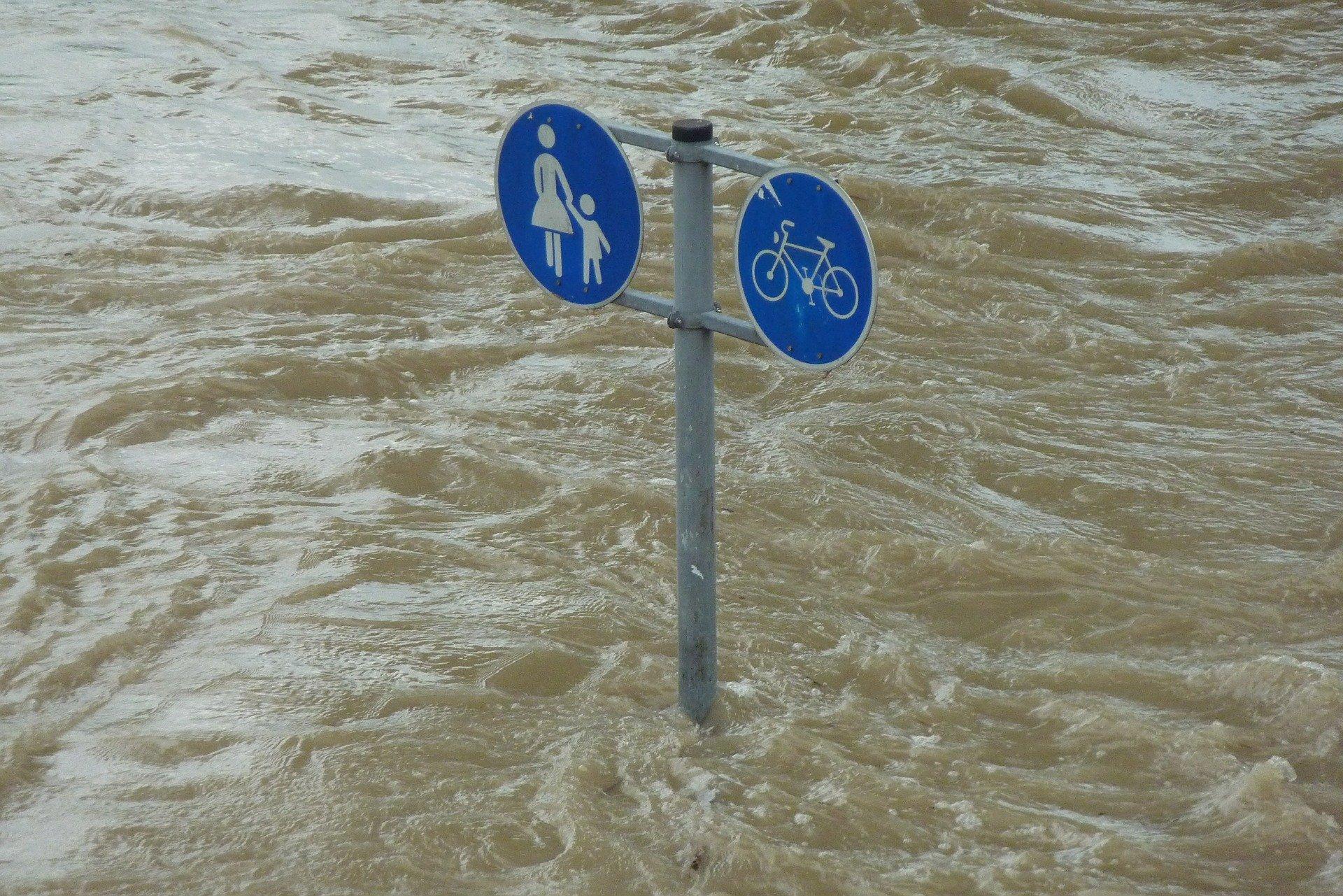 Hochwasser-Katastrophe in Deutschland; Foto: Pixabay