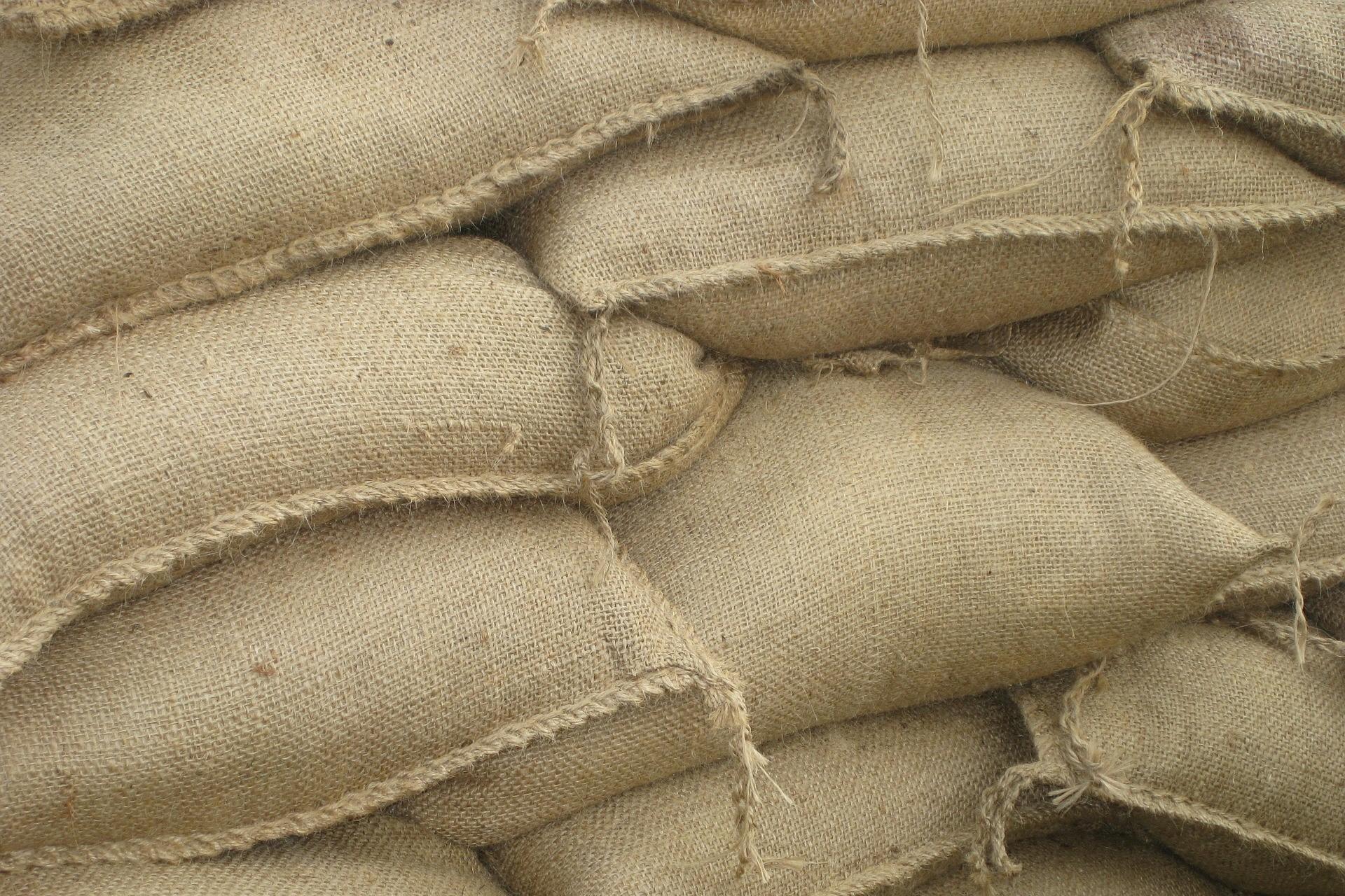 Bild Sandsäcke, Quelle: Bild von Canislupus auf Pixabay