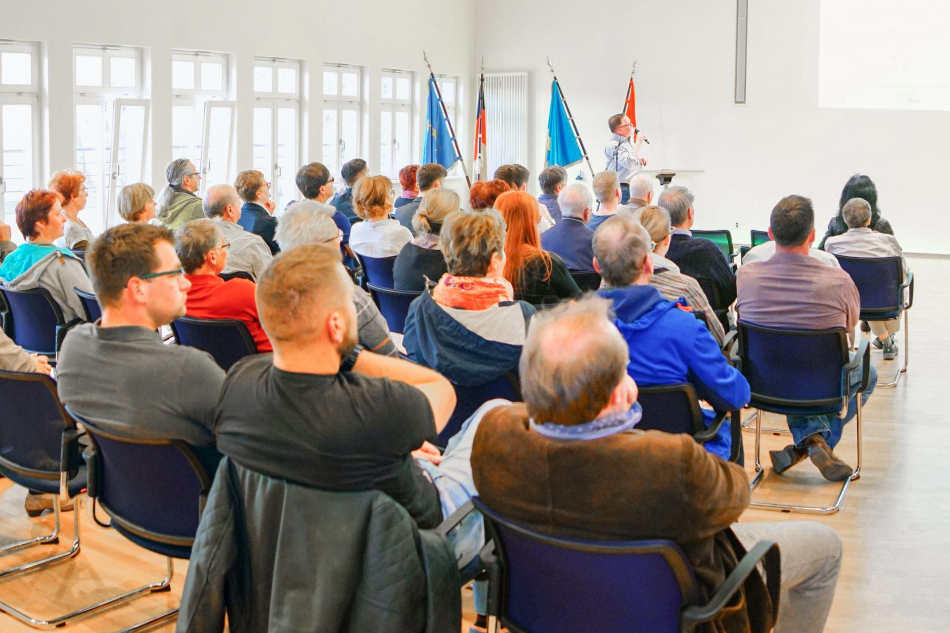 Archivfoto Stadtforum, Quelle: Stadt Lübbenau/Spreewald