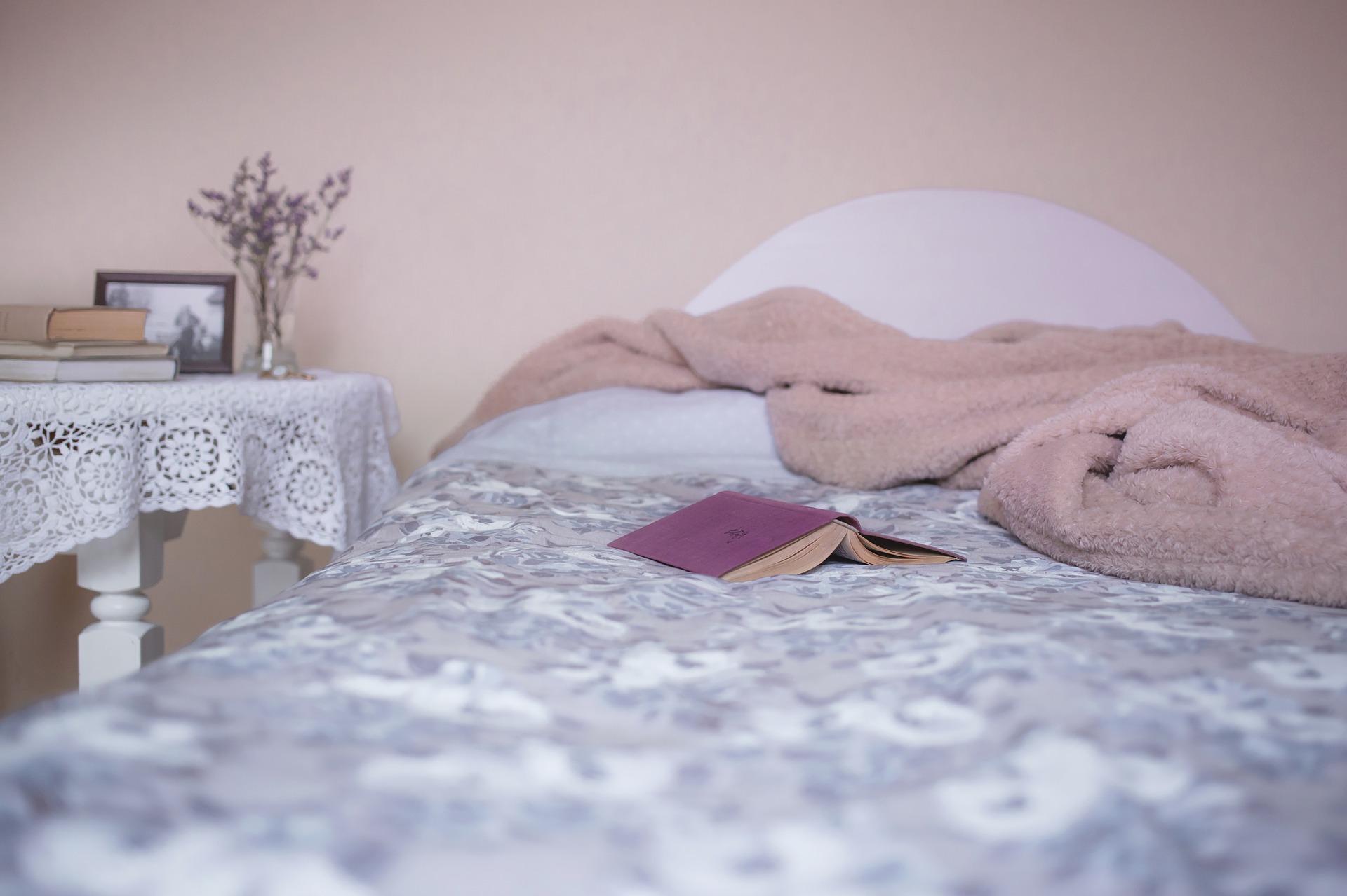 Bild Hotelzimmer, Quelle: Bild von Pexels auf Pixabay