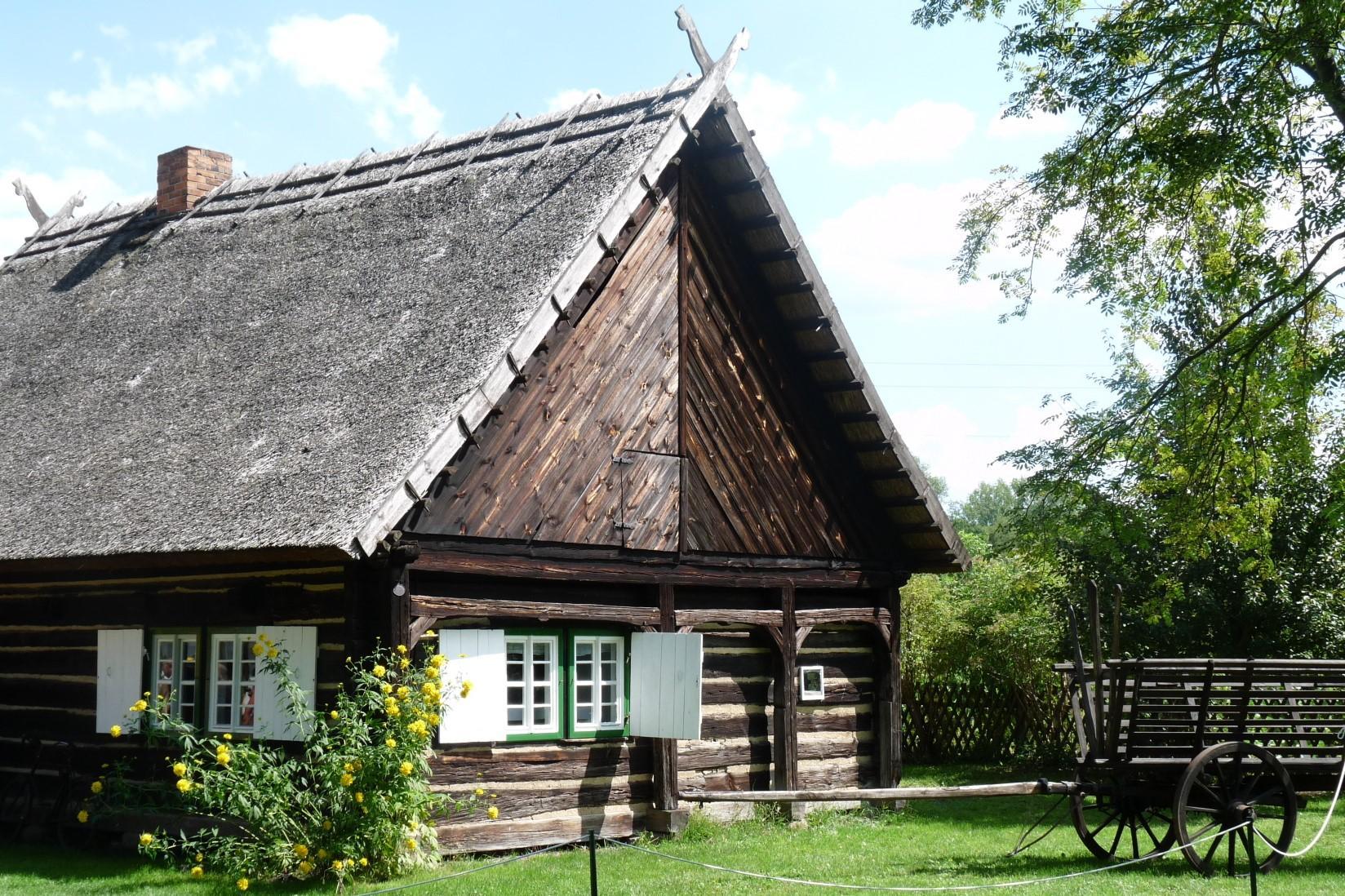 Hochzeitshaus im Freilandmuseum Lehde, Foto: Landkreis OSL