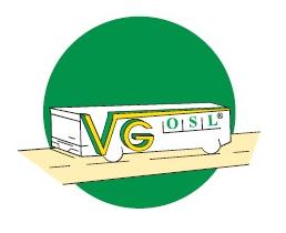 Logo VGOSL, Quelle: Verkehrsgesellschaft Oberspreewald-Lausitz mbH