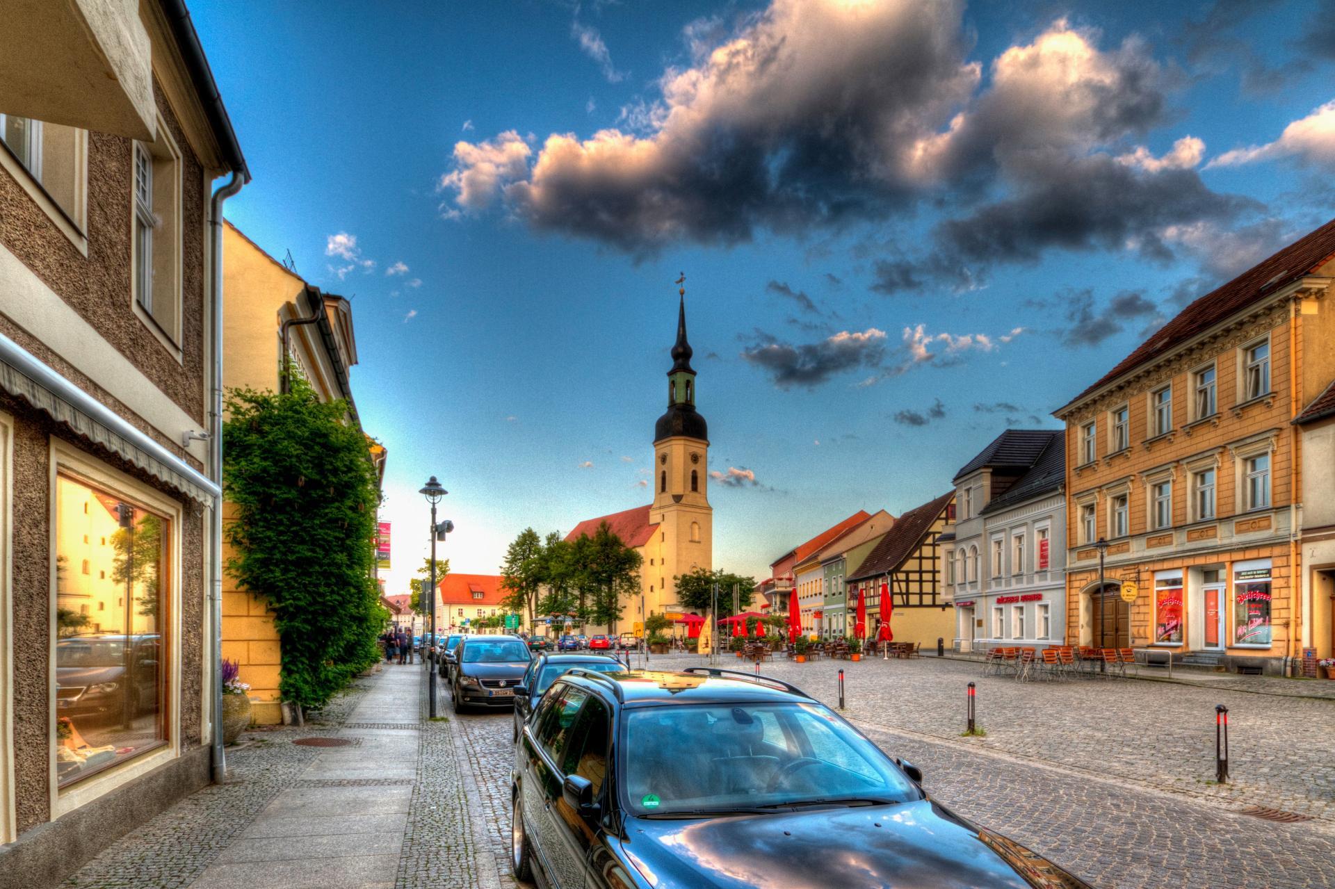 Altstadt von Lübbenau/Spreewald, Foto: Peter Becker