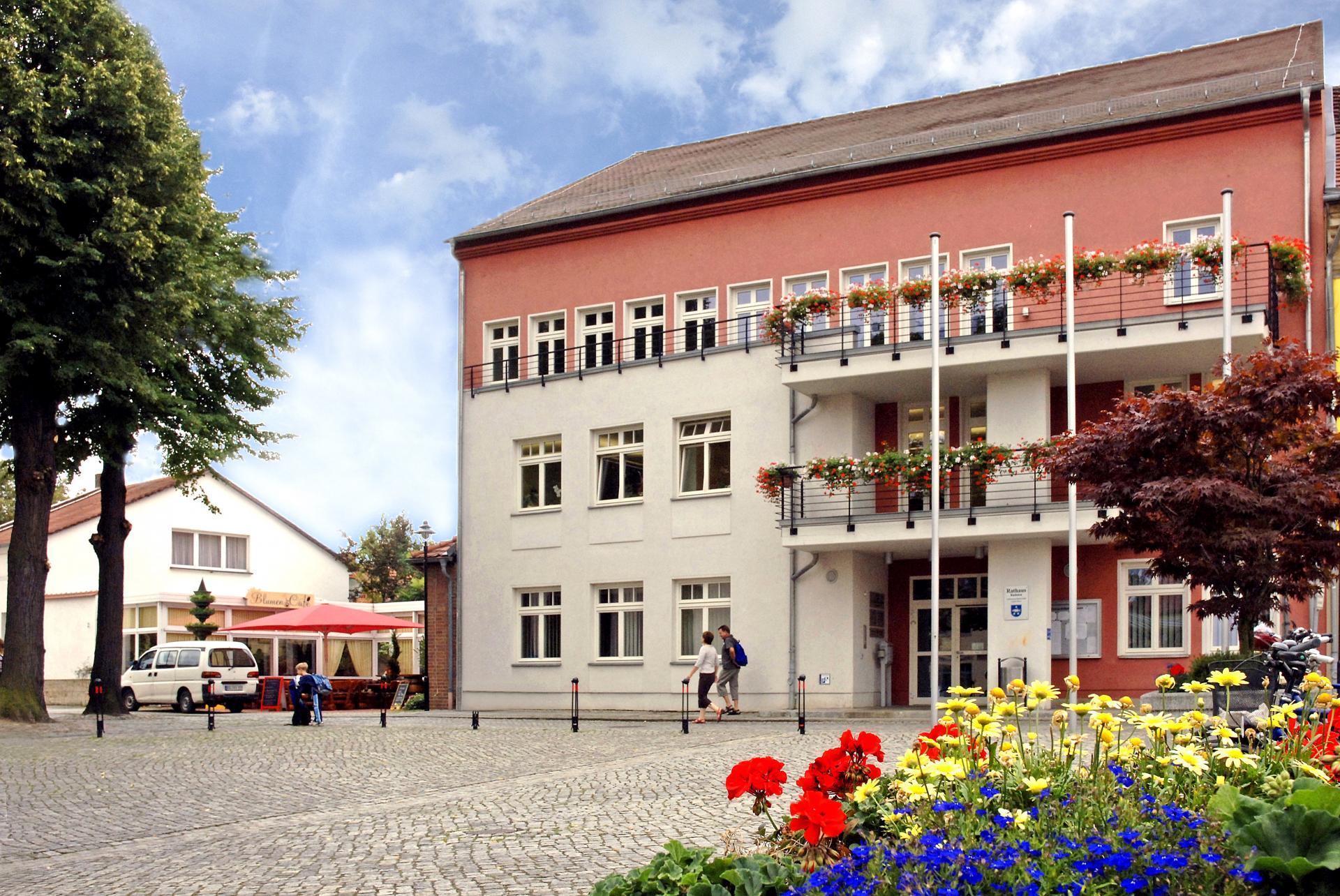 Standesamt im Rathaus Lübbenau/Spreewald, Foto: Stadt Lübbenau/Spreewald