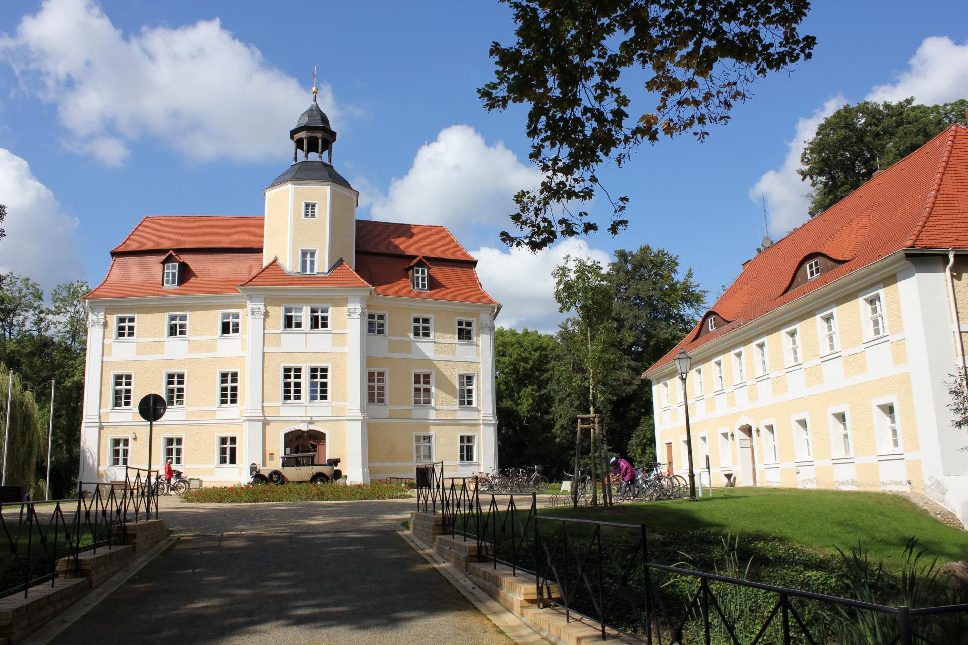Stadtschloss Vetschau/Spreewald, Quelle Stadt Lübbenau/Spreewald