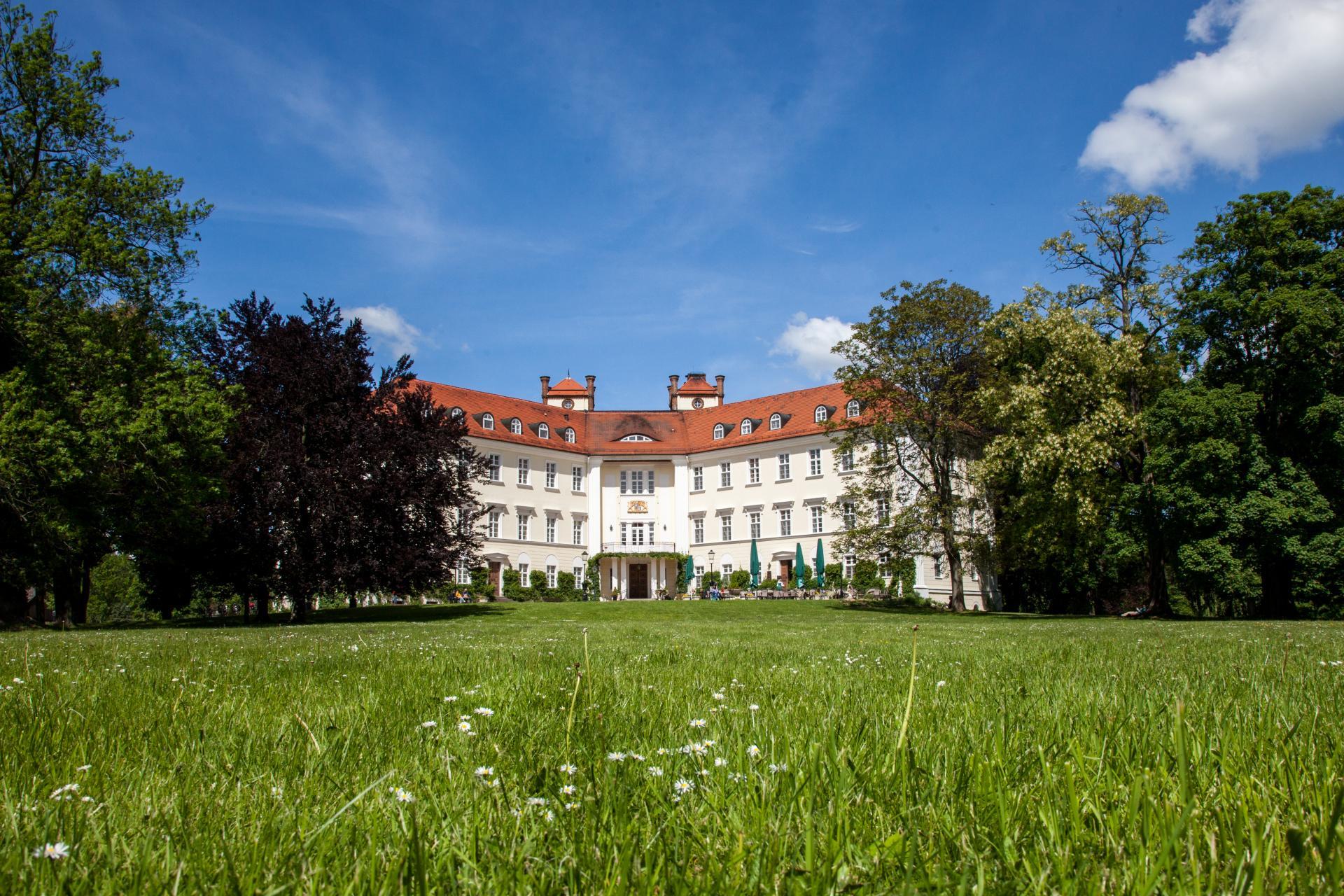 Schloss Lübbenau,/Spreewald, Foto: Peter Becker