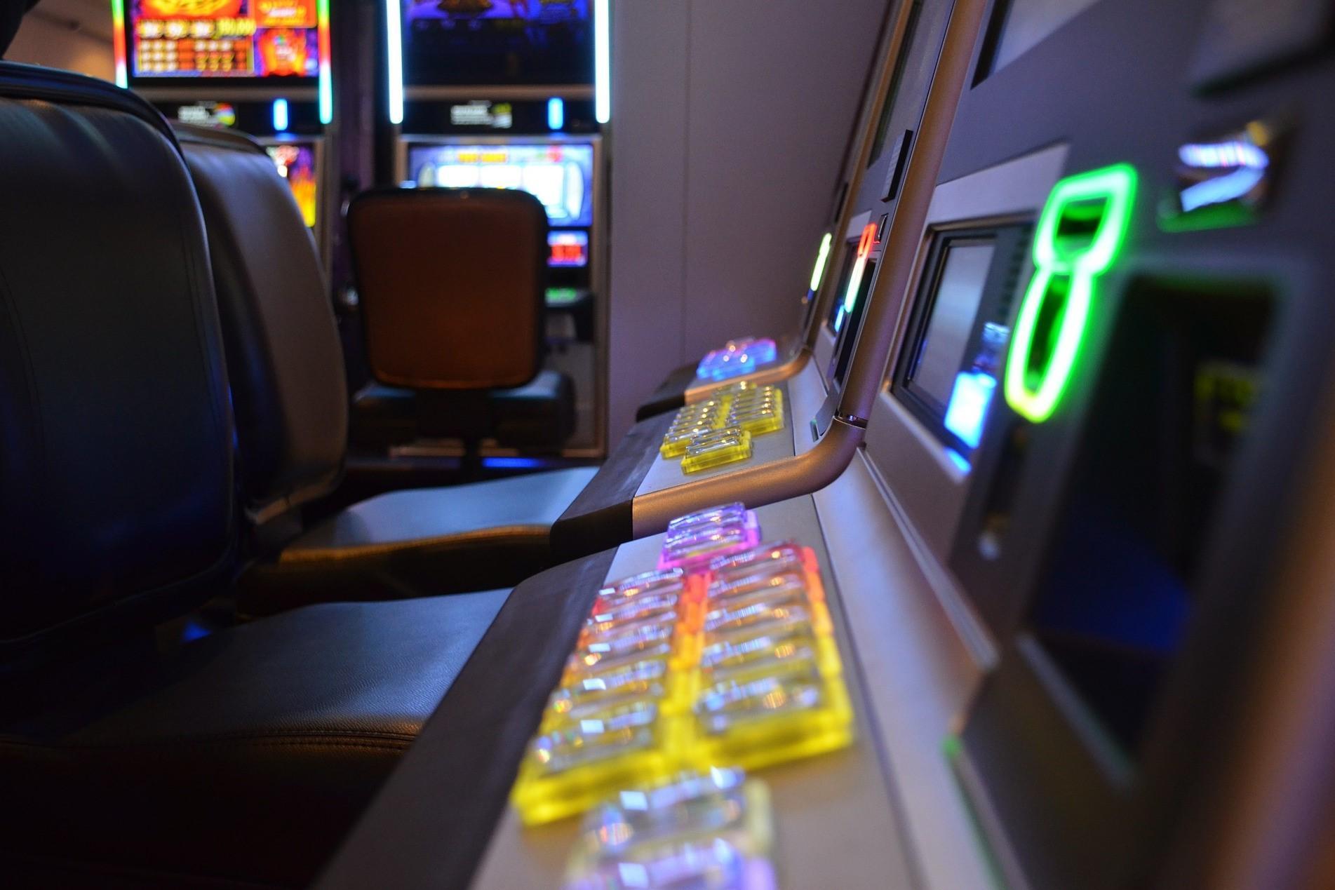 Bild Spielhalle, Quelle: Bild von Kai Sender auf Pixabay