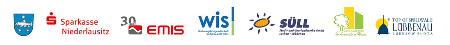Sponsoren Kultursommer Lübbenau/Spreewald