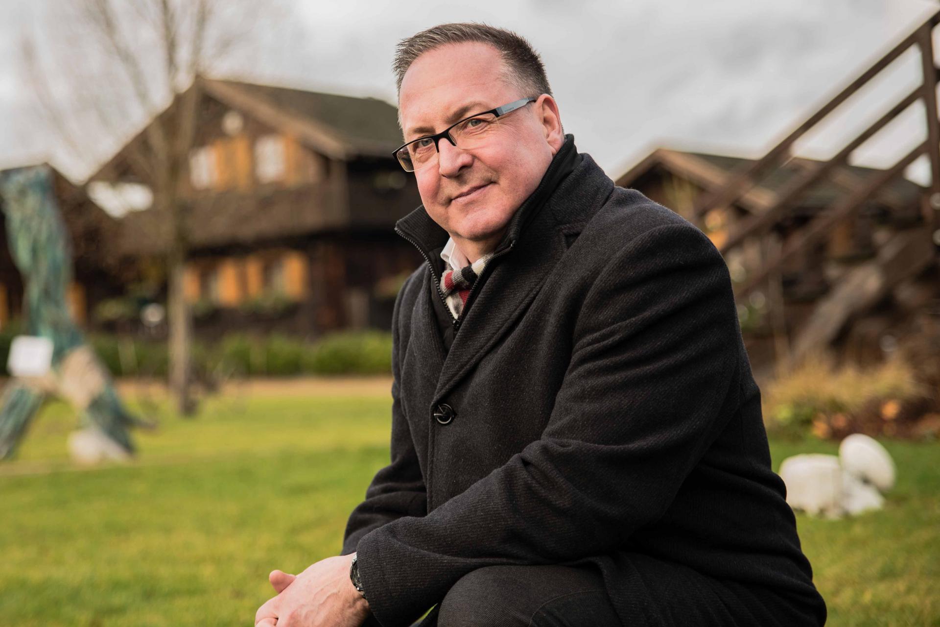 Bürgermeister Helmut Wenzel, Quelle: Stadt Lübbenau/Spreewald