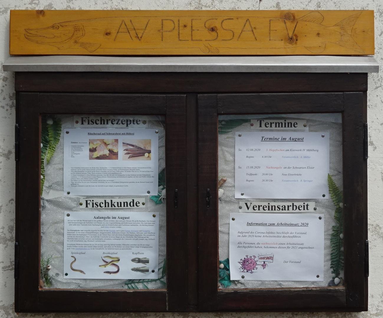 Turmstraße - Schaukasten
