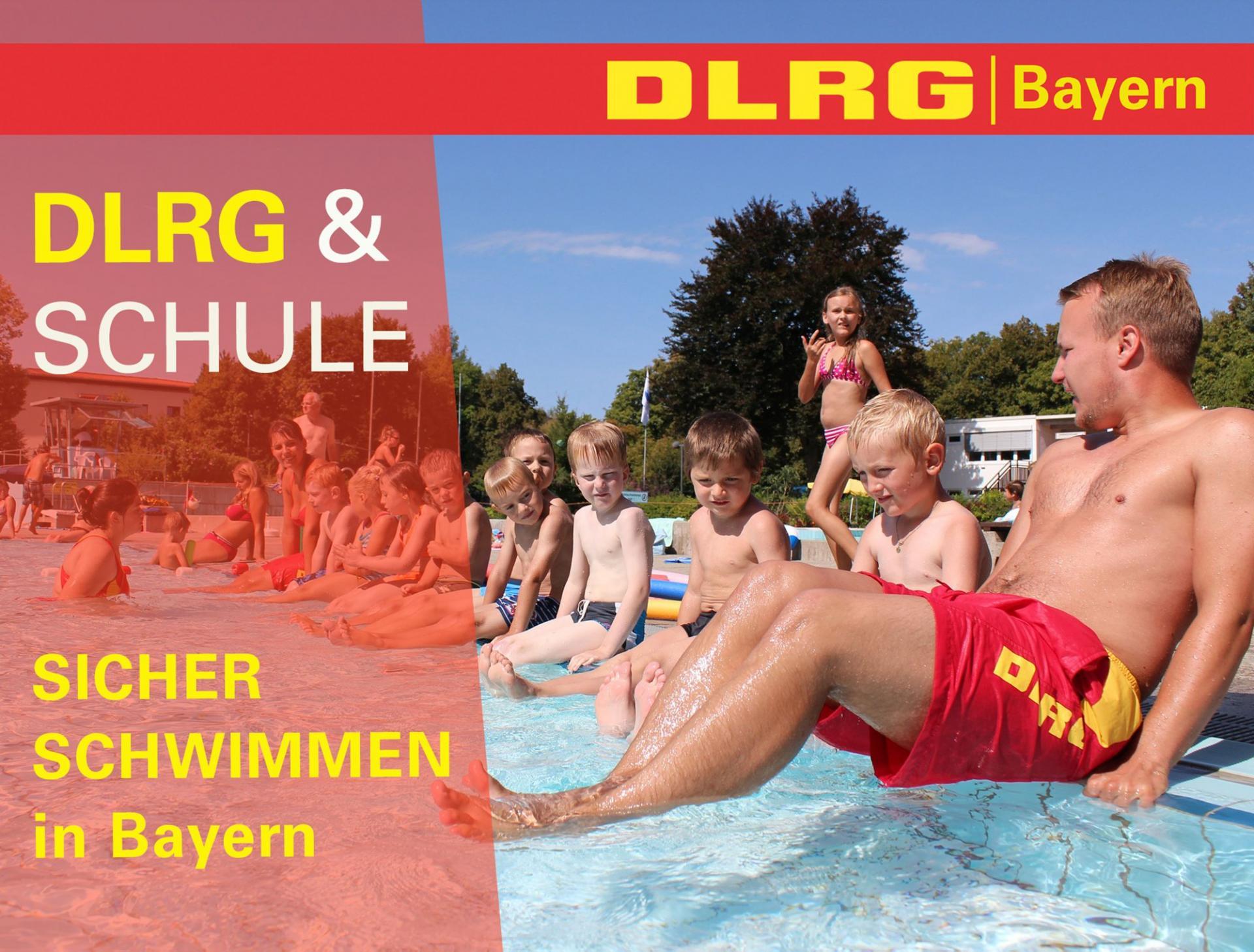 DLRG Sichere Schwimmer in Bayern